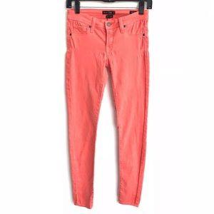 Genetic Denim Jeans Coral Size 25